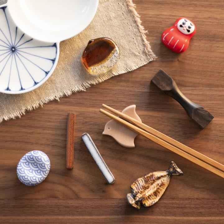 食器・雑貨のプレゼント 箸置きで食卓が豊かになった日の画像
