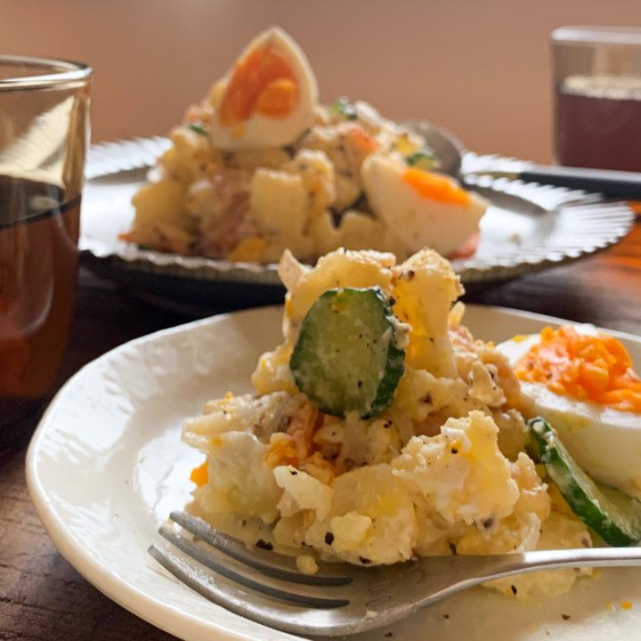 暮らしに馴染む趣味 作る楽しむ料理「ポテトサラダ」の画像