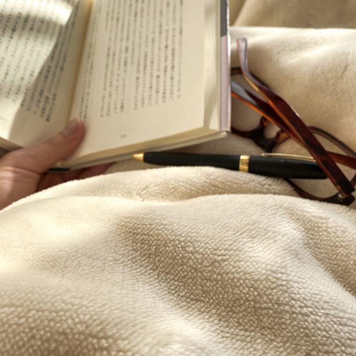 軽くて暖かい毛布。シーツや寝具、布団の常識が消えました。の画像