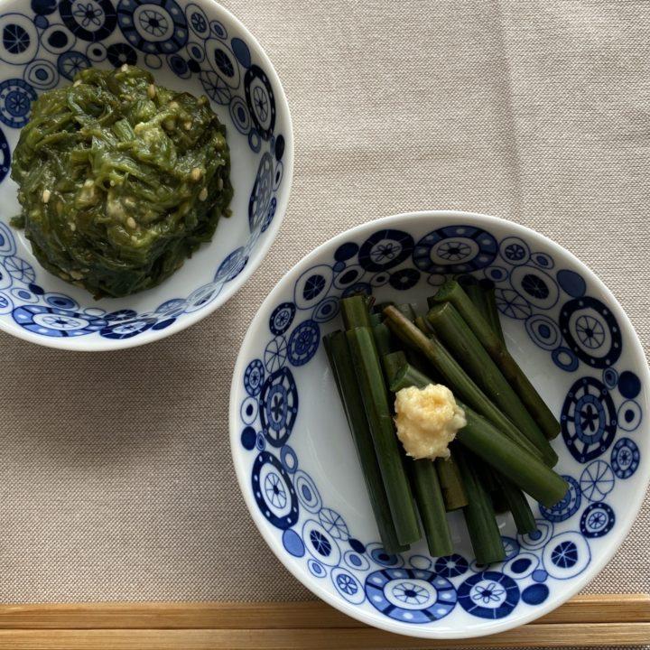 山菜で丁寧に季節を感じる暮らし 春の味覚は「わらび」の画像