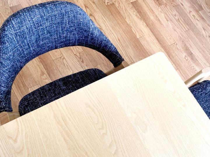 物を持つという選択。わたしの理想の暮らしとダイニングテーブルの画像