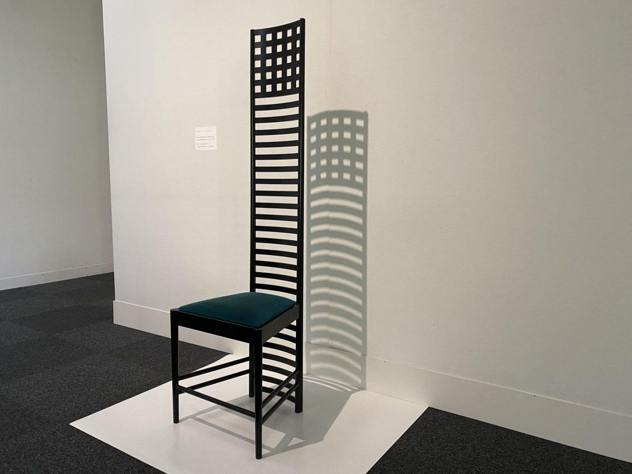 マッキントッシュの椅子