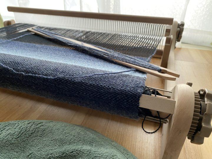 手織りのストールを作って思う、大人の趣味と暮らしのリズムの画像