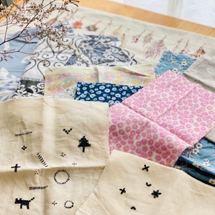 手芸時間をもっと楽しく~手芸用品の収納方法!布・毛糸編~の画像