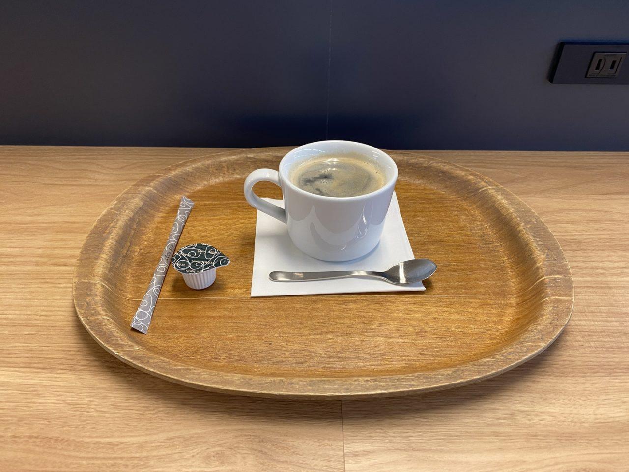 カフェのコーヒーのイメージ