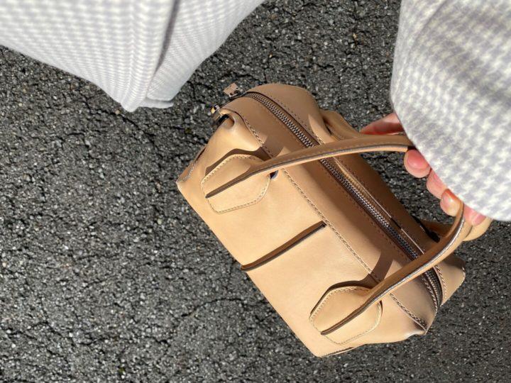 初めてのバッグの修理│丁寧に長く使いたい気持ちの画像
