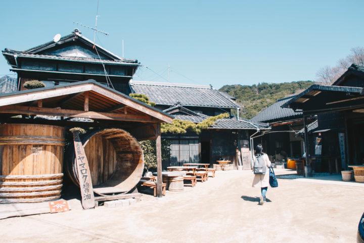 150年目の蔵元|小豆島 ヤマロク醤油で食べる卵かけごはんが最高でしたの画像