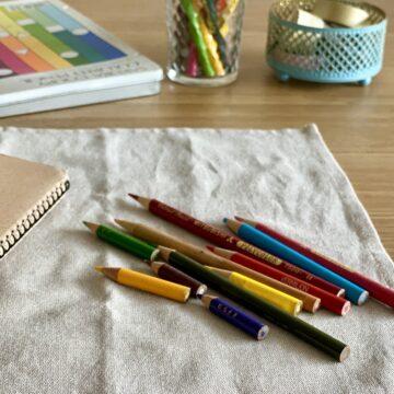 愛用の色鉛筆