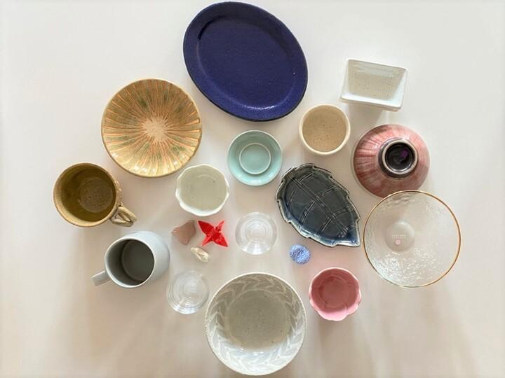 キッチン雑貨と食器の収納法~一人暮らしに食器棚はいらない~の画像