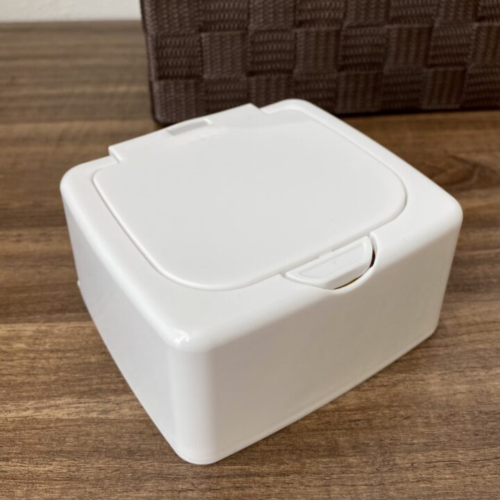 ワンプッシュフラップボックスの画像