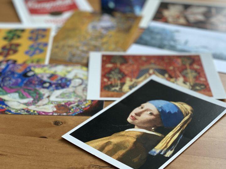 ポストカード コレクション