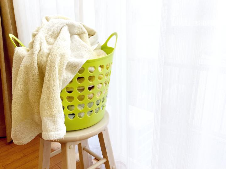 畳まない収納は手抜きじゃない洗濯術!暮らしの丁寧な見直しが要の画像