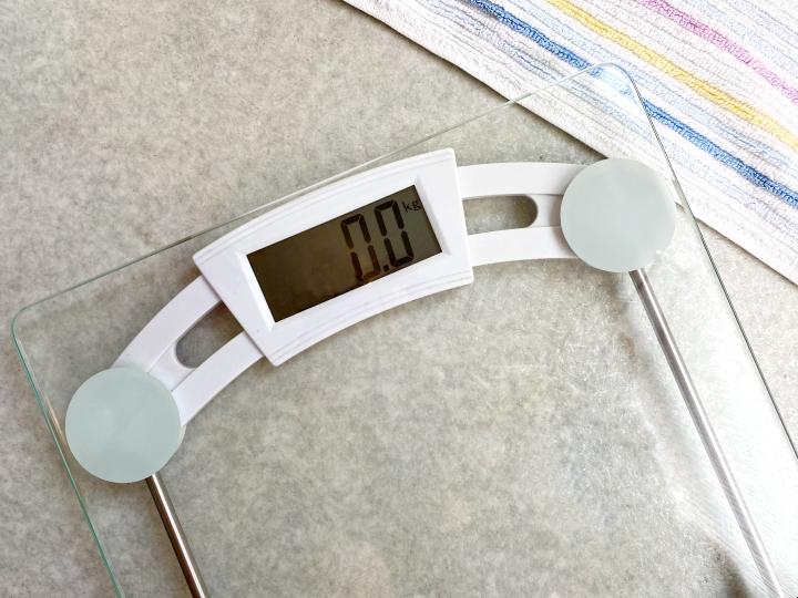 暮らしの中に体重計置き場を。収納方法の工夫で目指せ健康生活!の画像