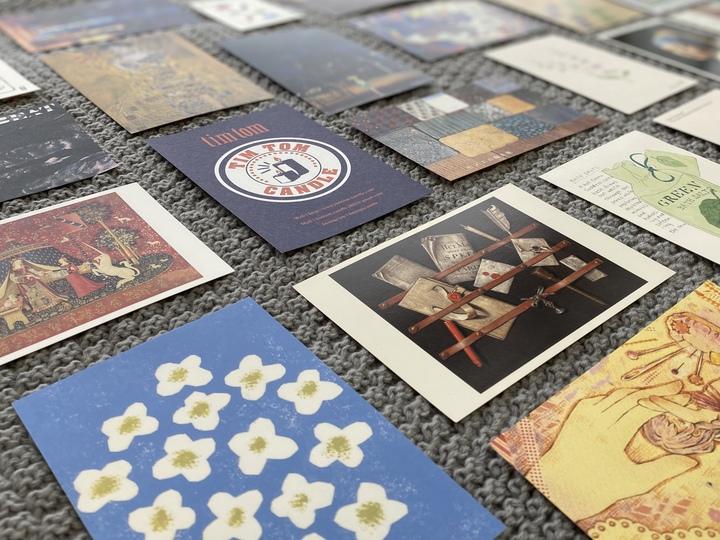 ポストカードは活用して楽しもう!趣味にも活用できる使い方の画像