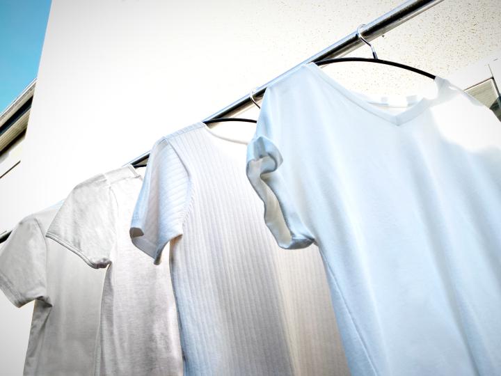 洗濯の「畳まない収納」は手抜きではない