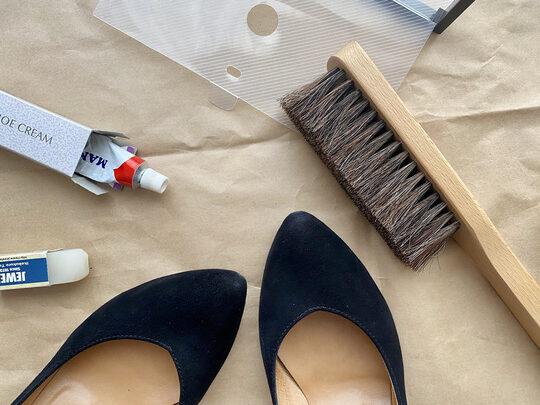 狭い玄関でも大丈夫!シーズンオフの靴の保管方法や場所をご紹介の画像