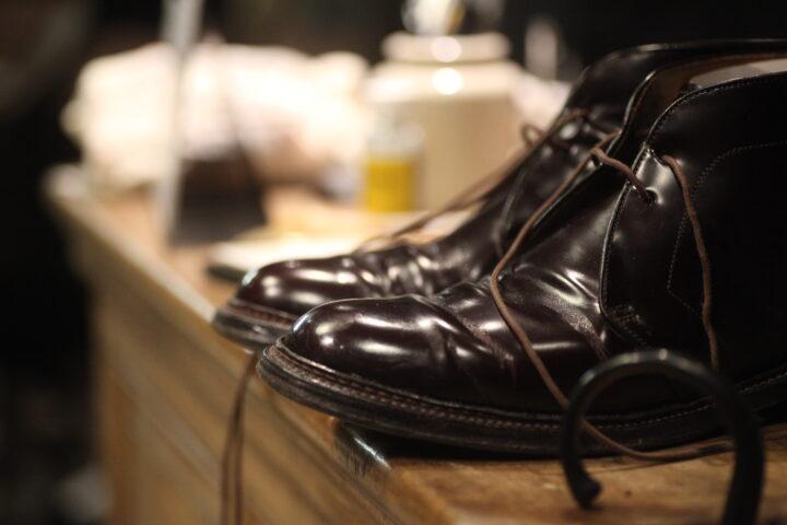 チャールズパッチの生みの親|丁寧な靴修理に込められた暮らしへの思いを探るの画像