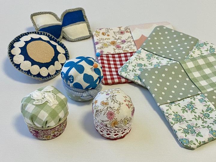 手縫いで簡単!はぎれを活用してかわいい小物を作ろうの画像