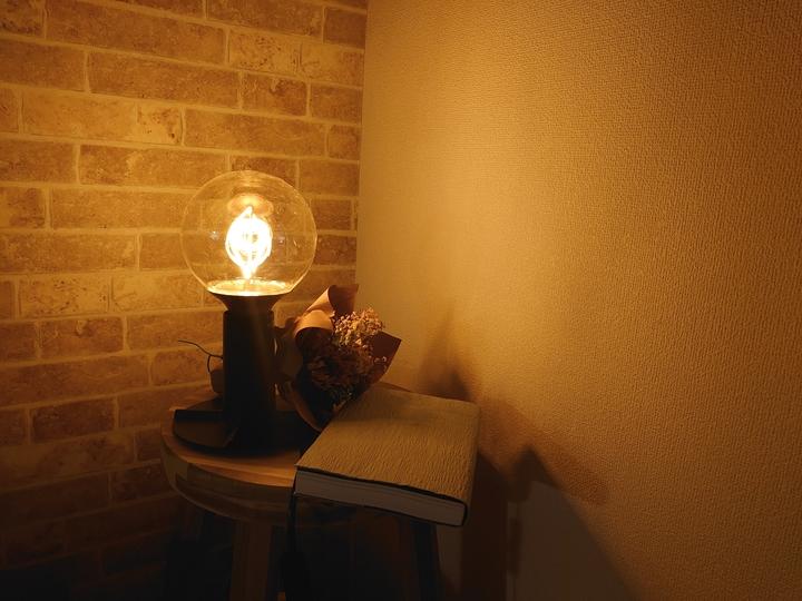 間接照明で夜をゆったり過ごす