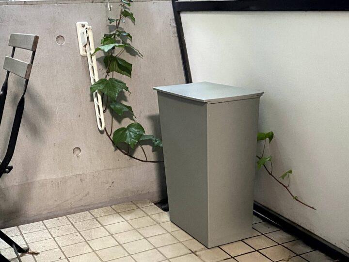 うっかりしてた!ゴミの日までどこに置く?生ゴミの冷凍もの画像