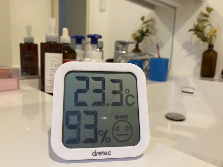 カビの温度と湿度
