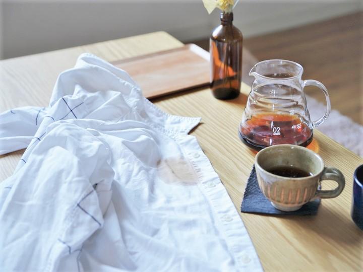 コーヒーの染み抜き方法はクリーニング?それとも自分で?の画像