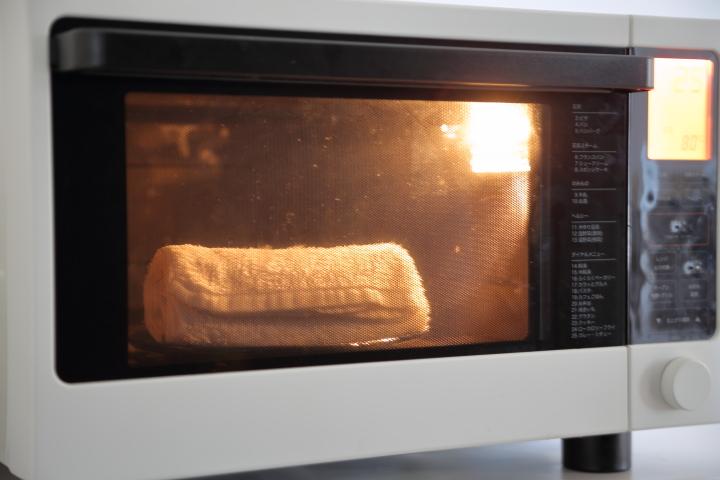 タオルの煮沸消毒_電子レンジで