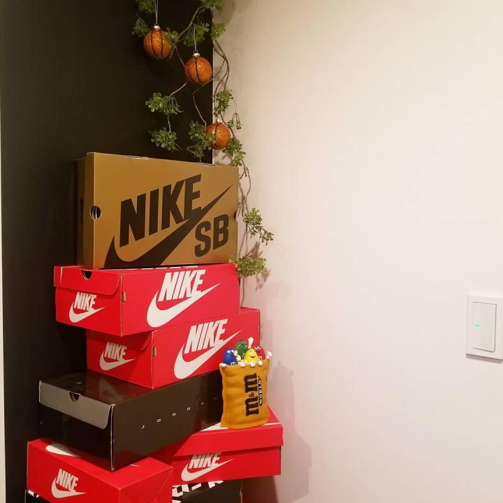 靴の空き箱は何にでも活用!暮らしに役立つリメイクアイデアの画像