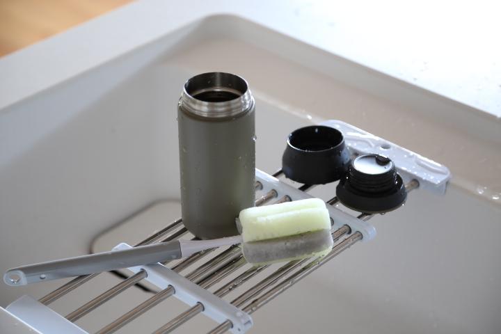 水筒の煮沸について