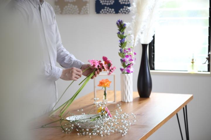 「花を飾る」を始める・楽しむ暮らしで考えたい10のこと。の画像